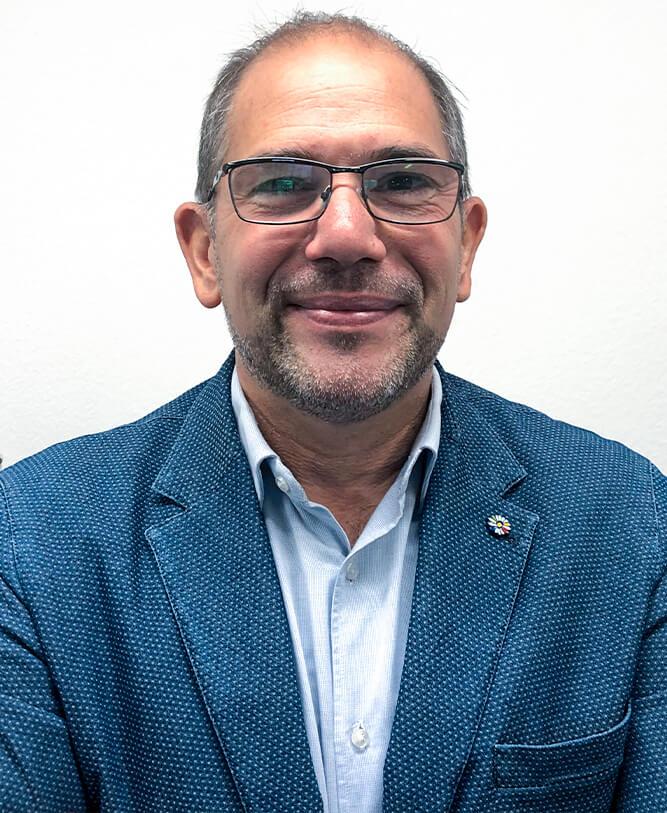 Dr.Daniele Bicciato, Gemmologo IGI, Responsabile Commerciale